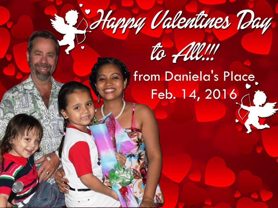 Valentine Day Greetings from Danielas Place_free food potluck party