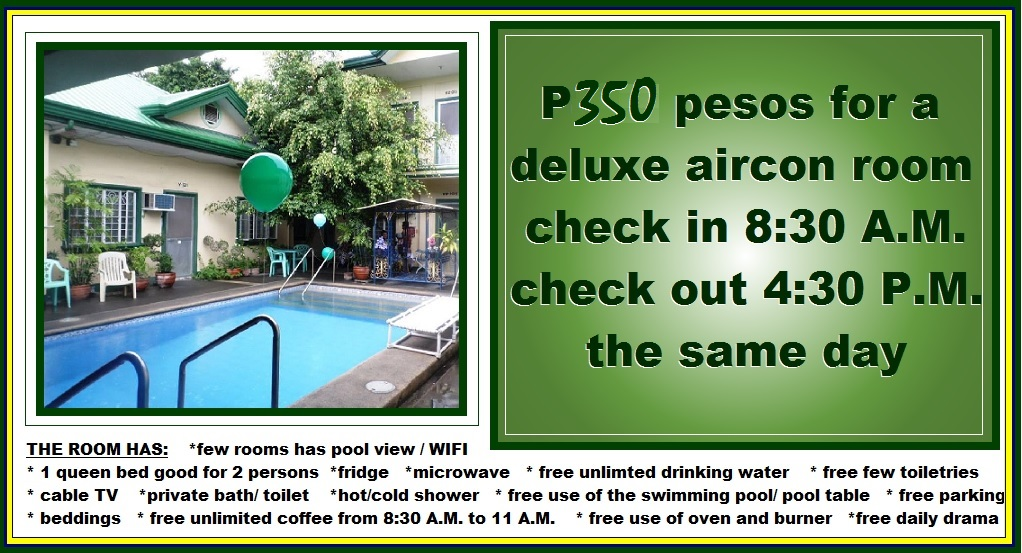 Danielas Place Budget Hotel in Angeles City Pampanga Philippines_Deluxe Promo Room